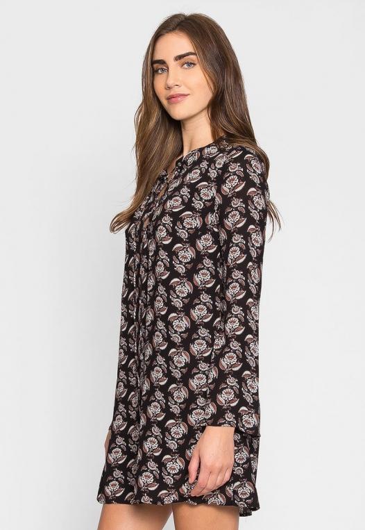 Cottonwood Printed Dress alternate img #4