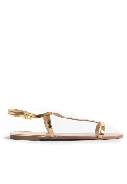Shine T-Strap Sandals alternate img #1