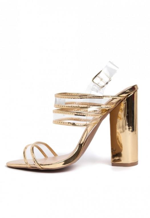 Enchanting Party Strap Sandals alternate img #3
