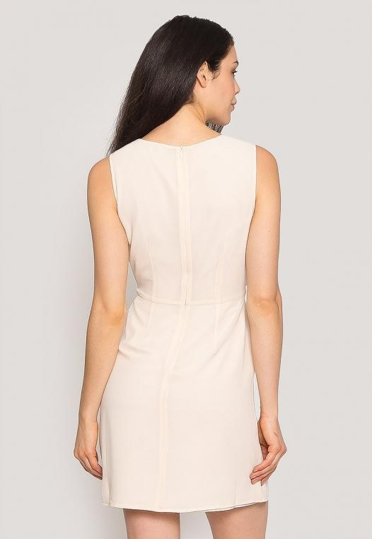 Love Lesson Pleated Dress alternate img #2