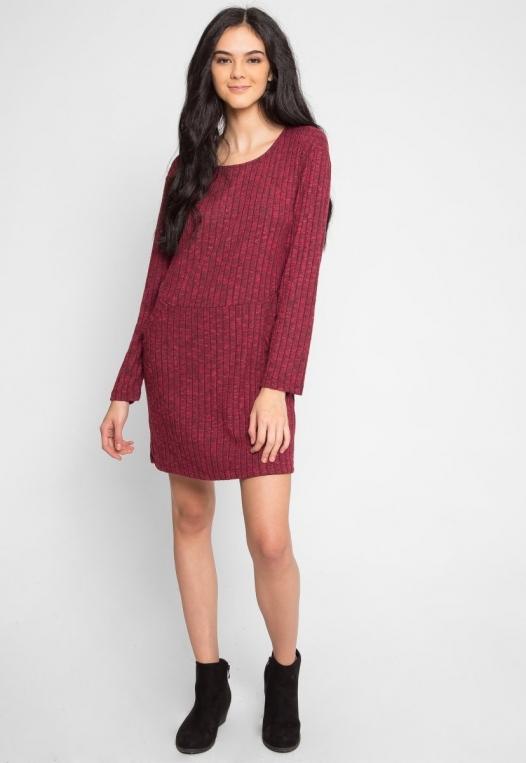 Daisy Textured Knit Dress alternate img #5