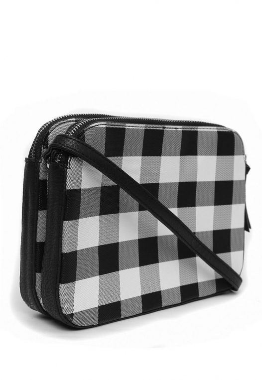 Picnic Gingham Messenger Bag alternate img #3