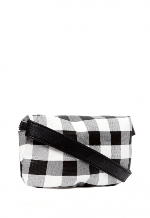 Pebble Fanny Pack in Gingham alternate img #3