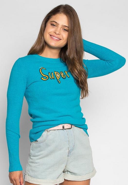 Brooklyn Super Graphic Sweater alternate img #1
