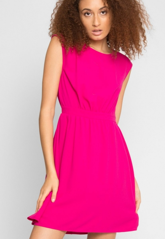 Cherry Pop Fit and Flare Dress alternate img #1