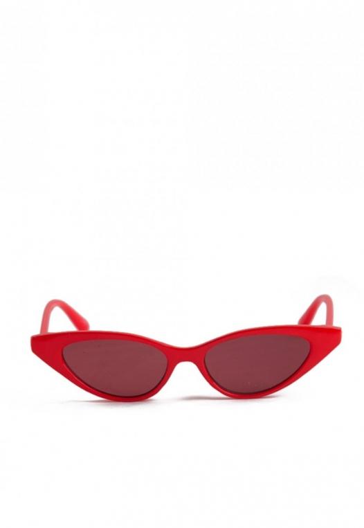 Red Hot Cat Eye Sunglasses alternate img #2