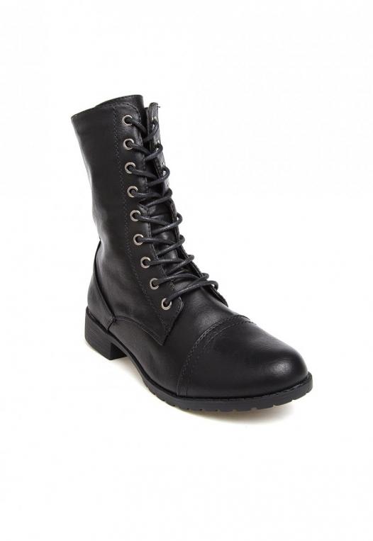 Beatriz Combat Boots alternate img #4