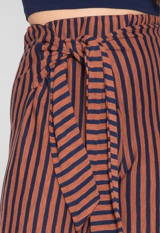 Fischer Side Tied Stripe Pants alternate img #7
