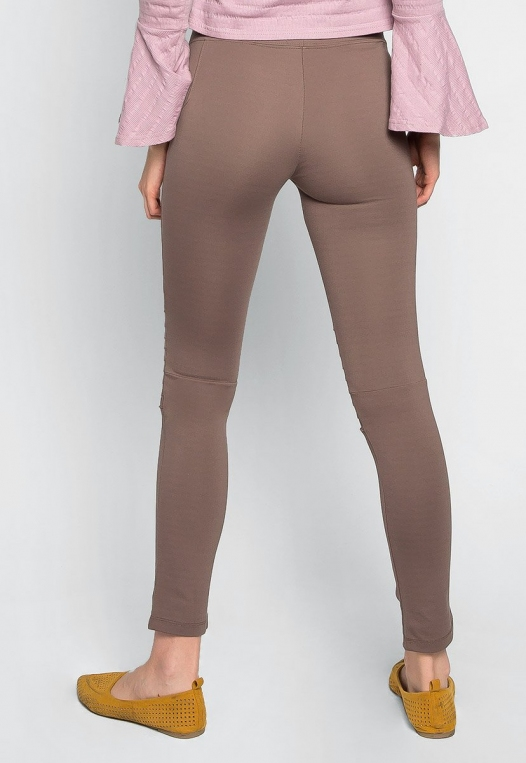 Make It a Double Leggings in Mocha alternate img #2