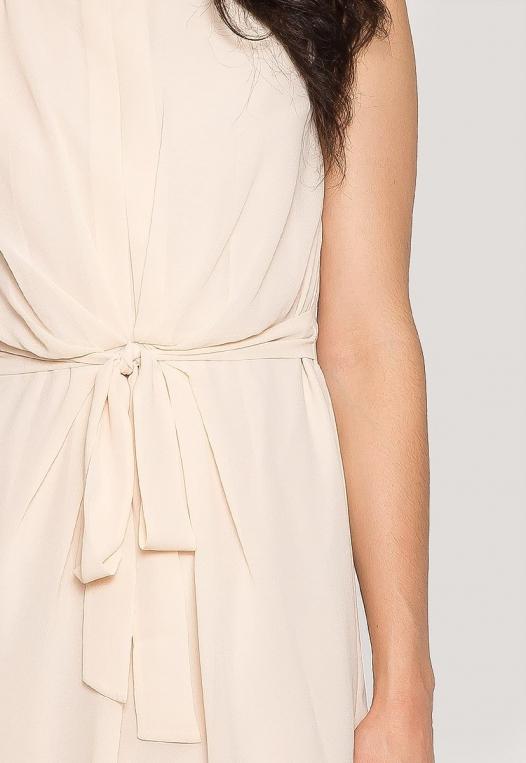 Love Lesson Pleated Dress alternate img #6