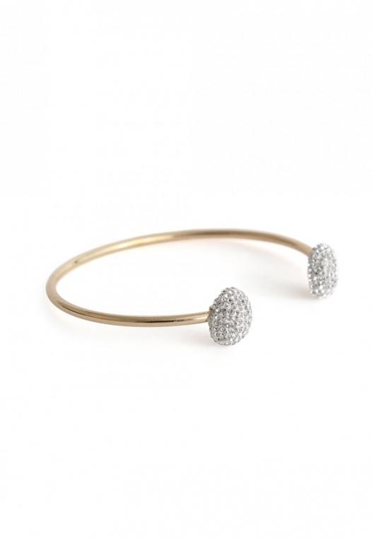 Gold Transmission Bracelet alternate img #2