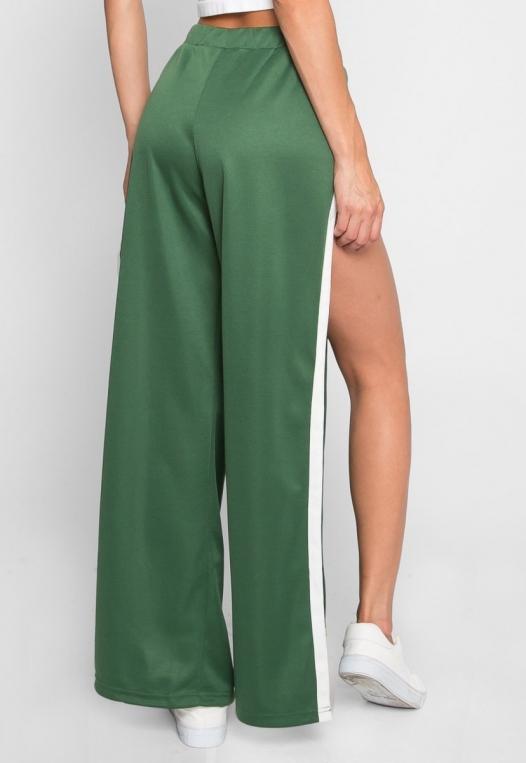 Vroom Tulip Athletic Pants in Green alternate img #4