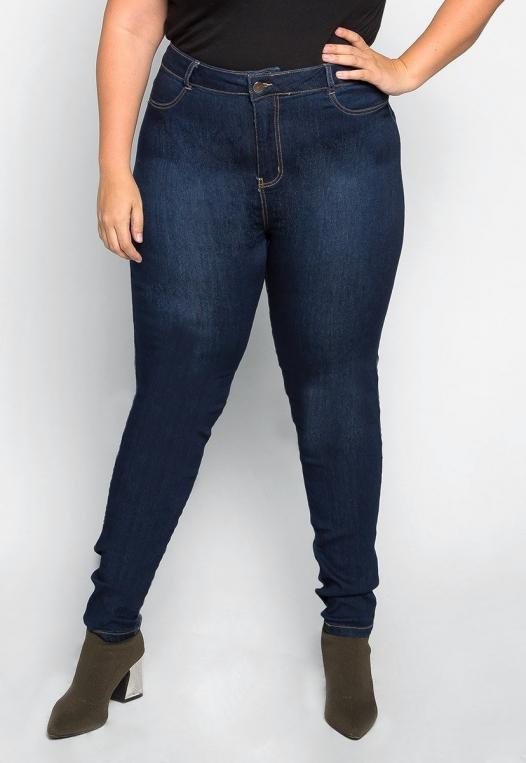 Plus Size Sagittarius Skinny Jeans alternate img #1