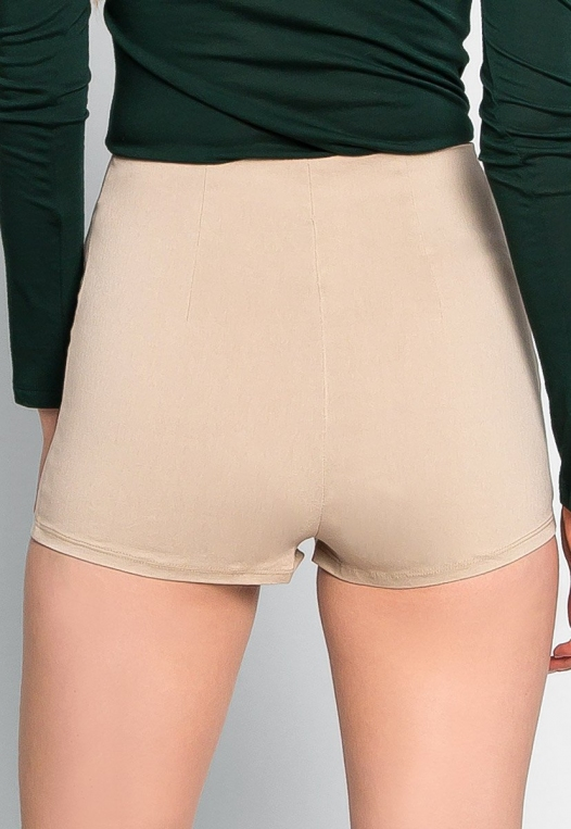 Chainlink High Waist Shorts alternate img #3