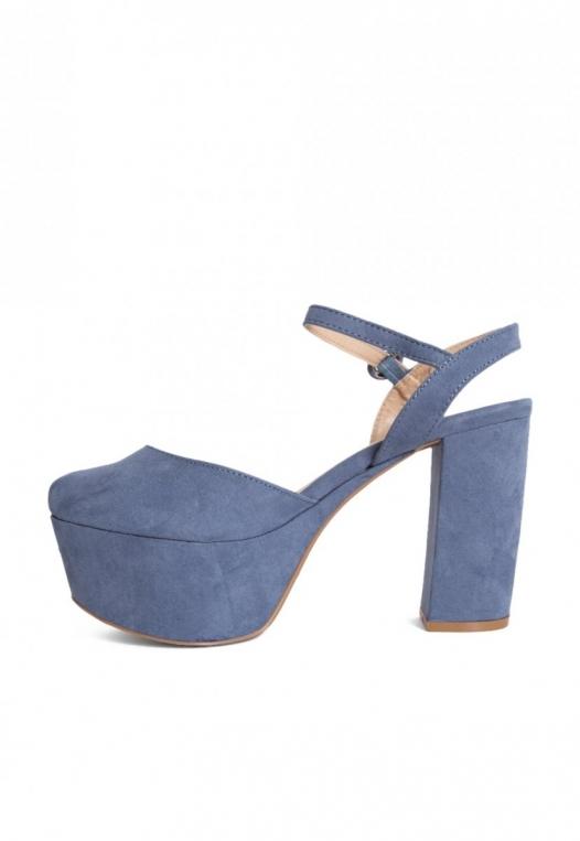 Abbott Ankle Strap Platform Heels alternate img #3