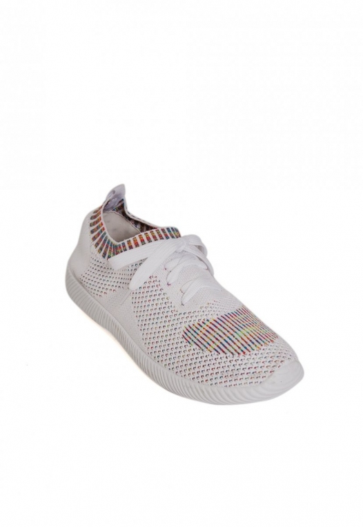 Fulton Multi Color Knit Active Sneakers alternate img #4