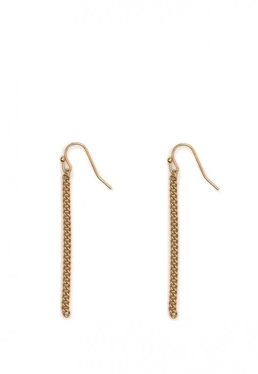 Tassel Drop Necklace Set alternate img #4