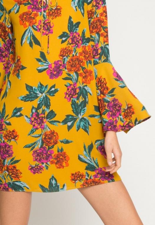 Winner Floral Dress alternate img #6