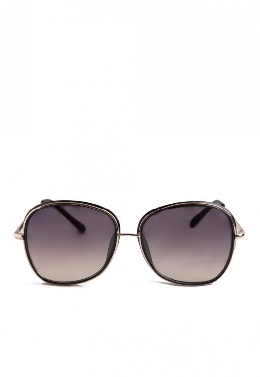 East Side Metal Trim Sunglasses alternate img #2