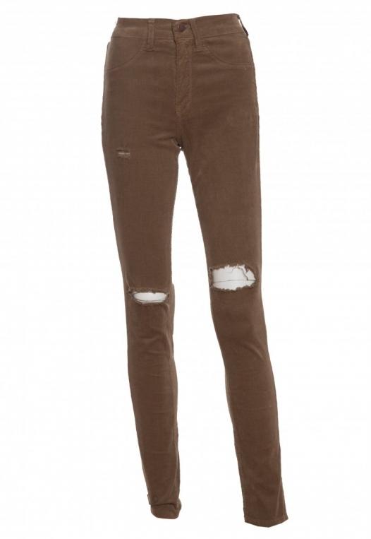 Bonfire Corduroy Pants in Olive alternate img #7