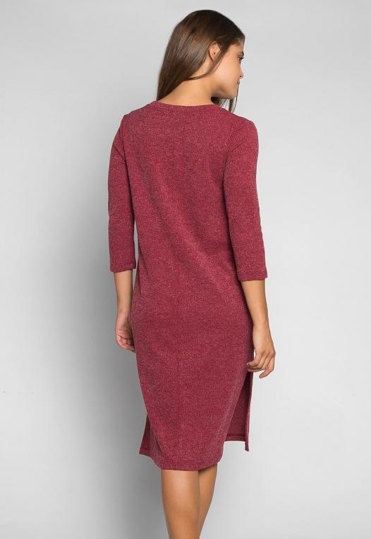 Fashionist Midi Sweater Dress alternate img #2