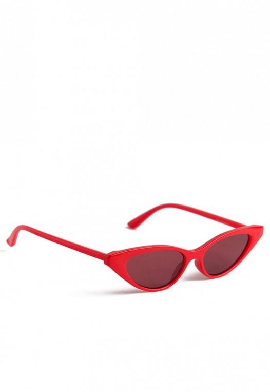Red Hot Cat Eye Sunglasses alternate img #3