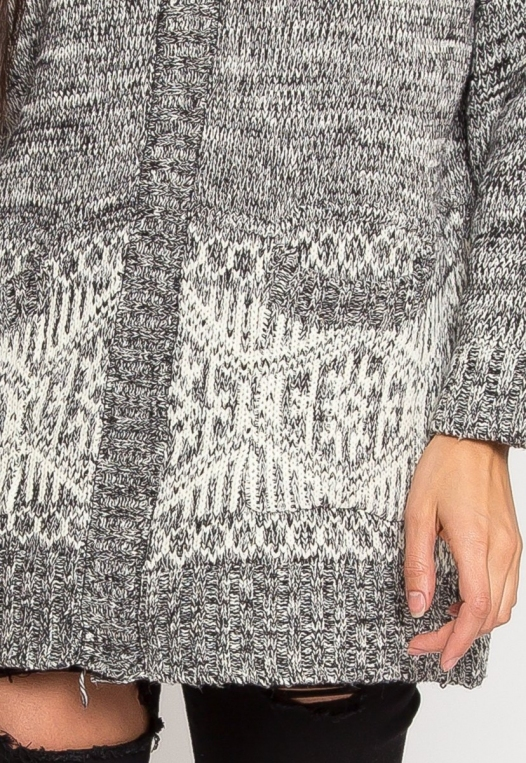 Soul Buttoned Cardigan alternate img #6