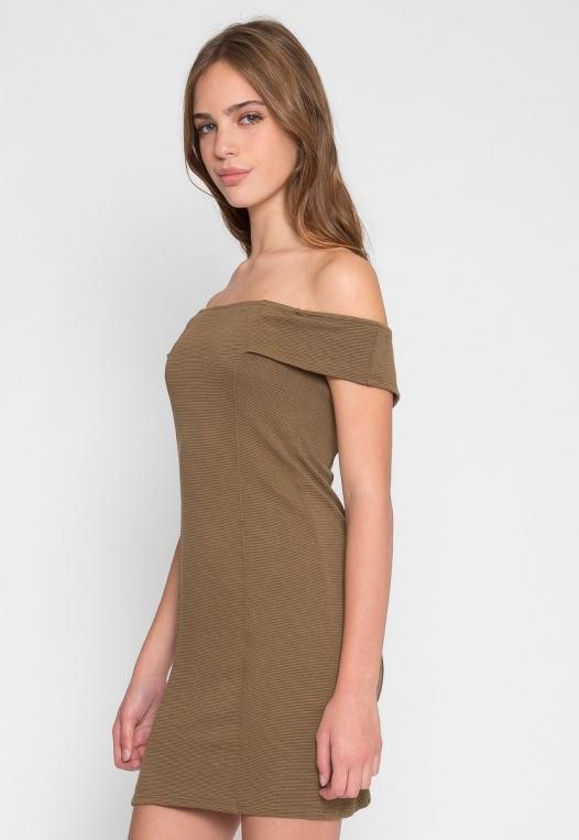 Olive Branch Mini Dress alternate img #2