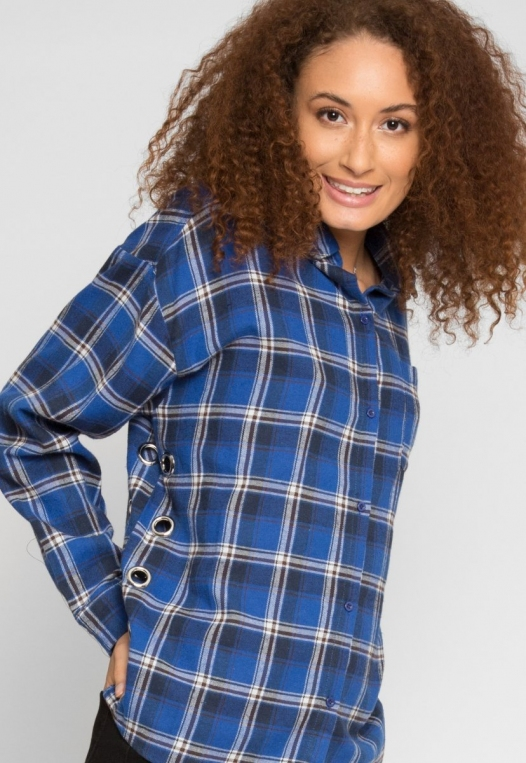 Instinct Flannel Button Up Shirt alternate img #5