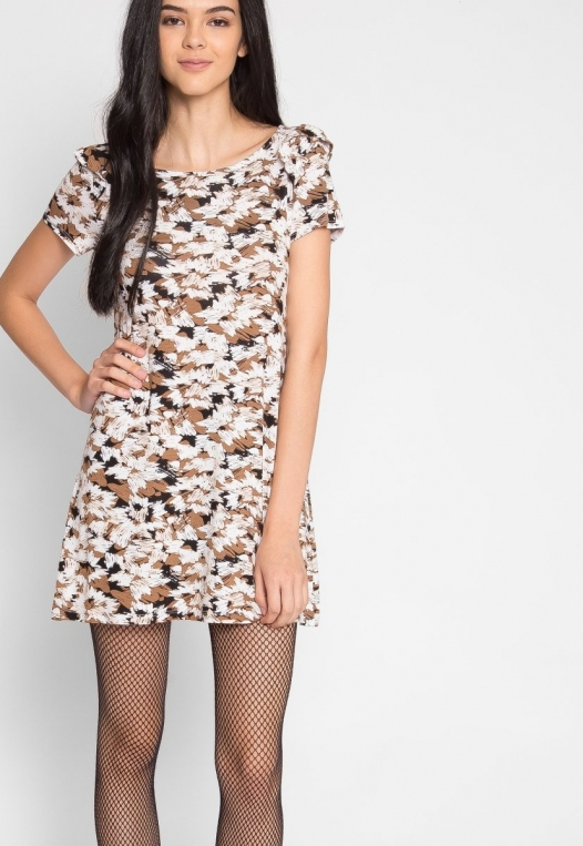 Art District Printed Tunic Dress alternate img #5