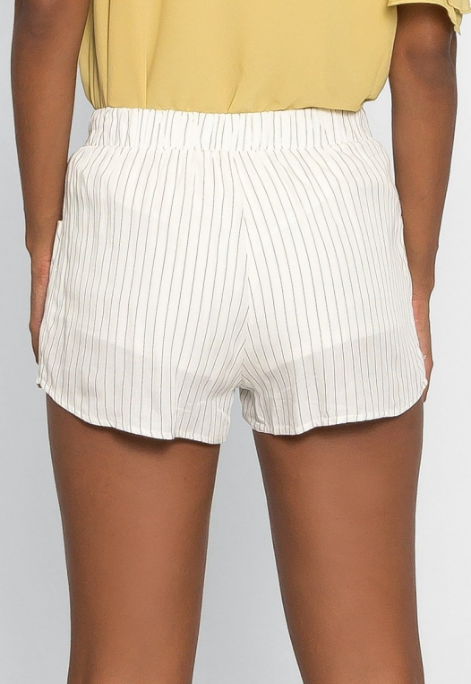 Morning Rise Stripe Shorts alternate img #2