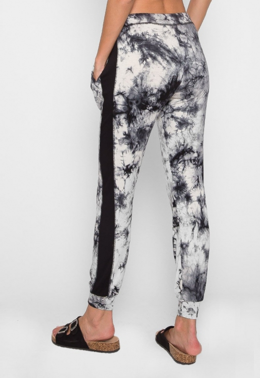 Hold Me Tie Dye Joggers alternate img #2