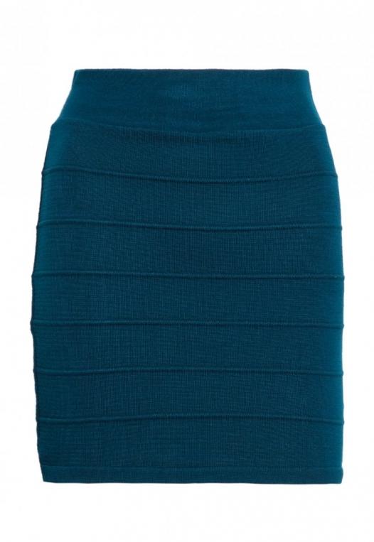 Sandy Mini Skirt in Teal alternate img #7