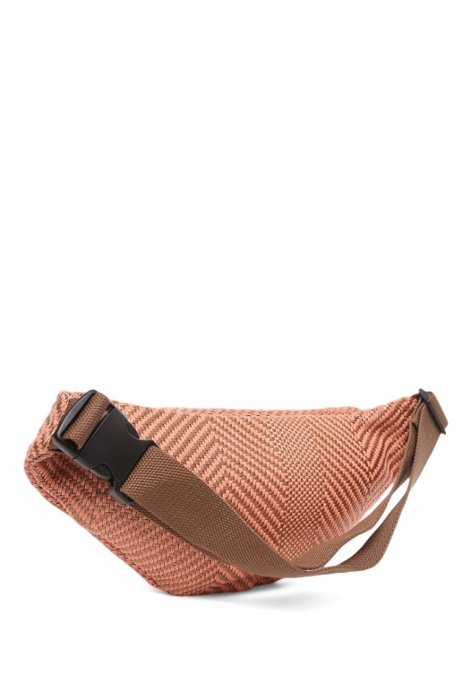 Woven Large Fanny Pack alternate img #3