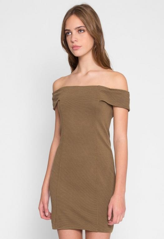 Olive Branch Mini Dress alternate img #1