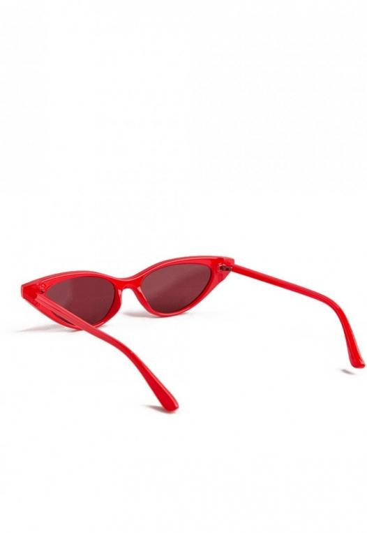 Red Hot Cat Eye Sunglasses alternate img #4