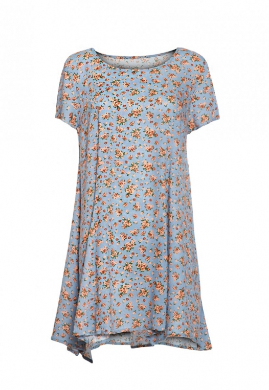 Zoey Floral Tunic Dress alternate img #7