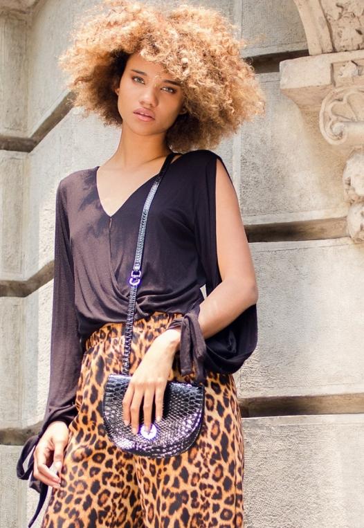 Textured Crossbody Bag alternate img #2