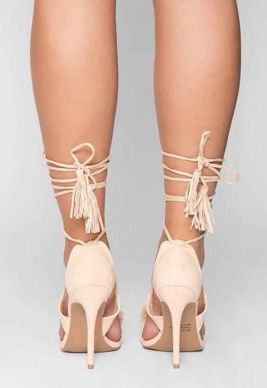 Fiesta Floral Embellished Heels alternate img #3