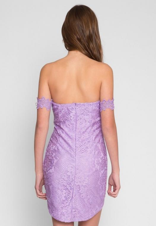 Just Like Heaven Lace Dress alternate img #4