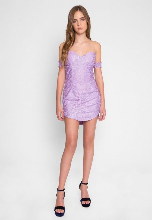 Just Like Heaven Lace Dress alternate img #5