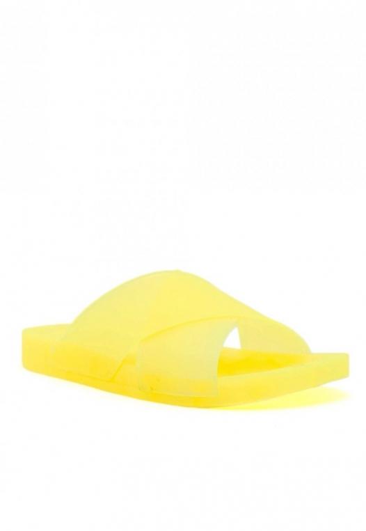 Hot Stuff Jelly Slider Sandals alternate img #1