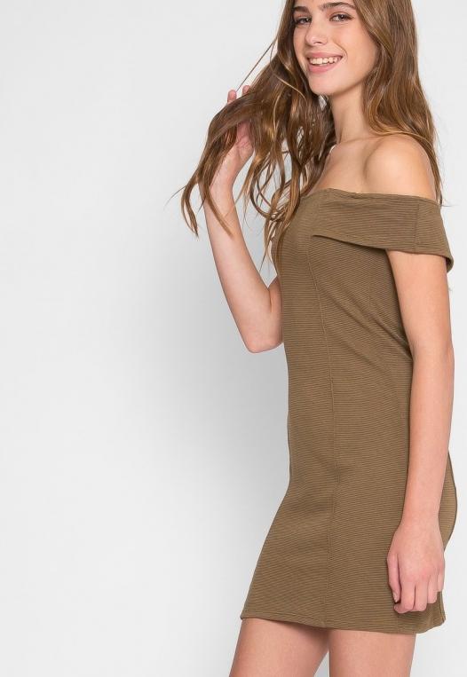 Olive Branch Mini Dress alternate img #5