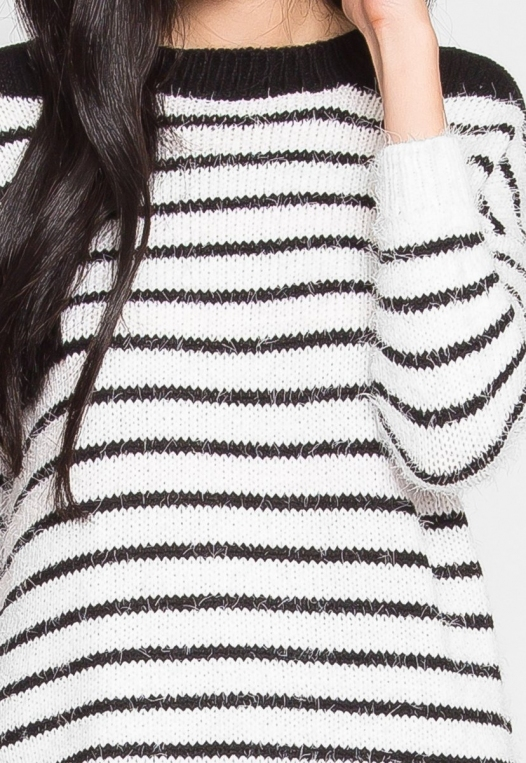 Good For Cuddles Striped Sweater alternate img #6
