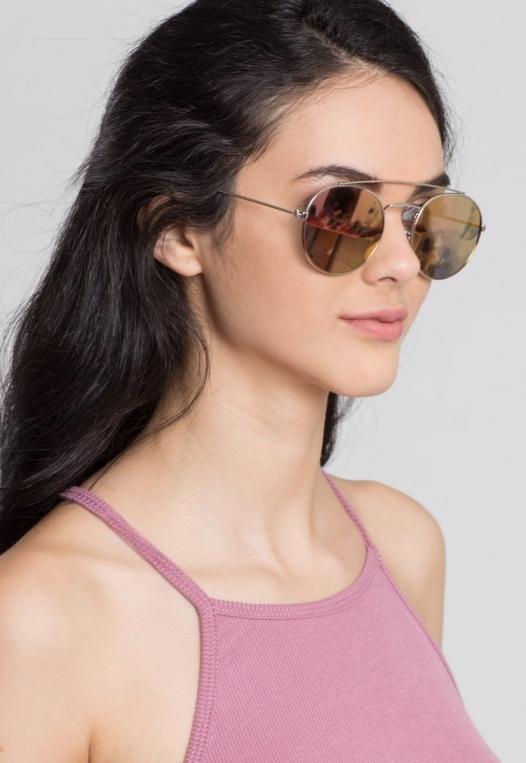 Big Bang Wire Frame Sunglasses alternate img #1