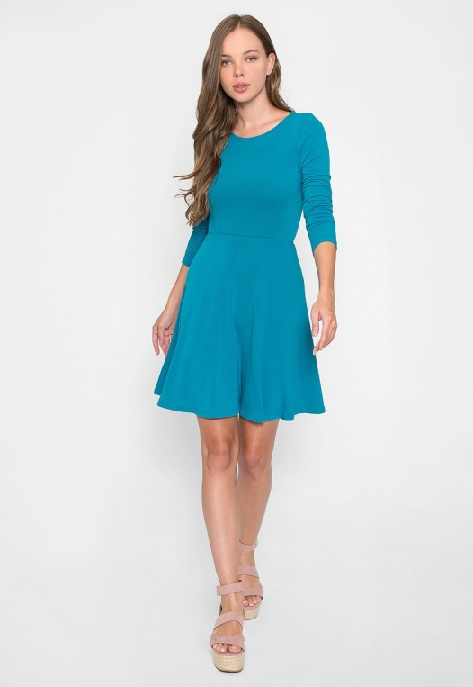 Mandy Floral Mini Dress alternate img #4