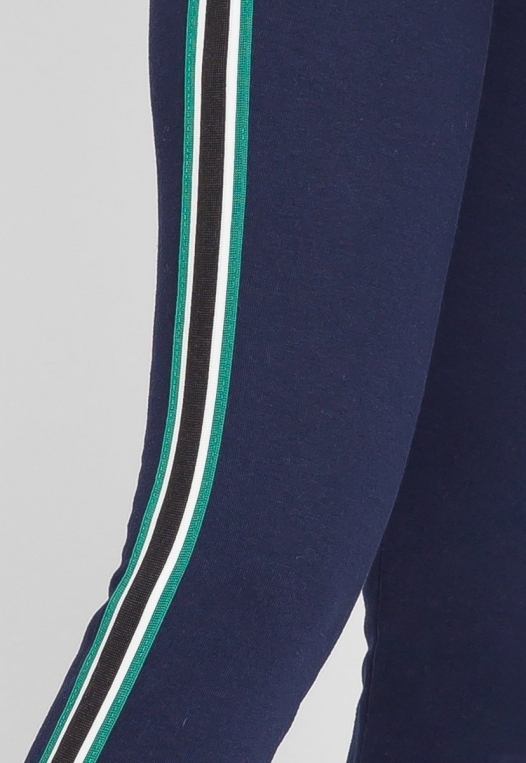 Luck Active Side Tape Joggers in Navy alternate img #6