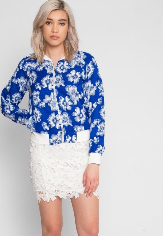 Dana Lace Mini Skirt alternate img #6