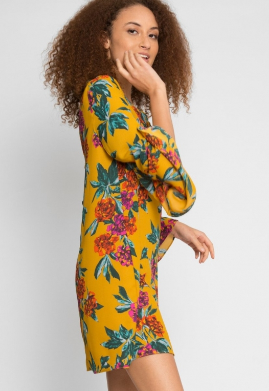 Winner Floral Dress alternate img #2
