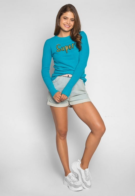 Brooklyn Super Graphic Sweater alternate img #4